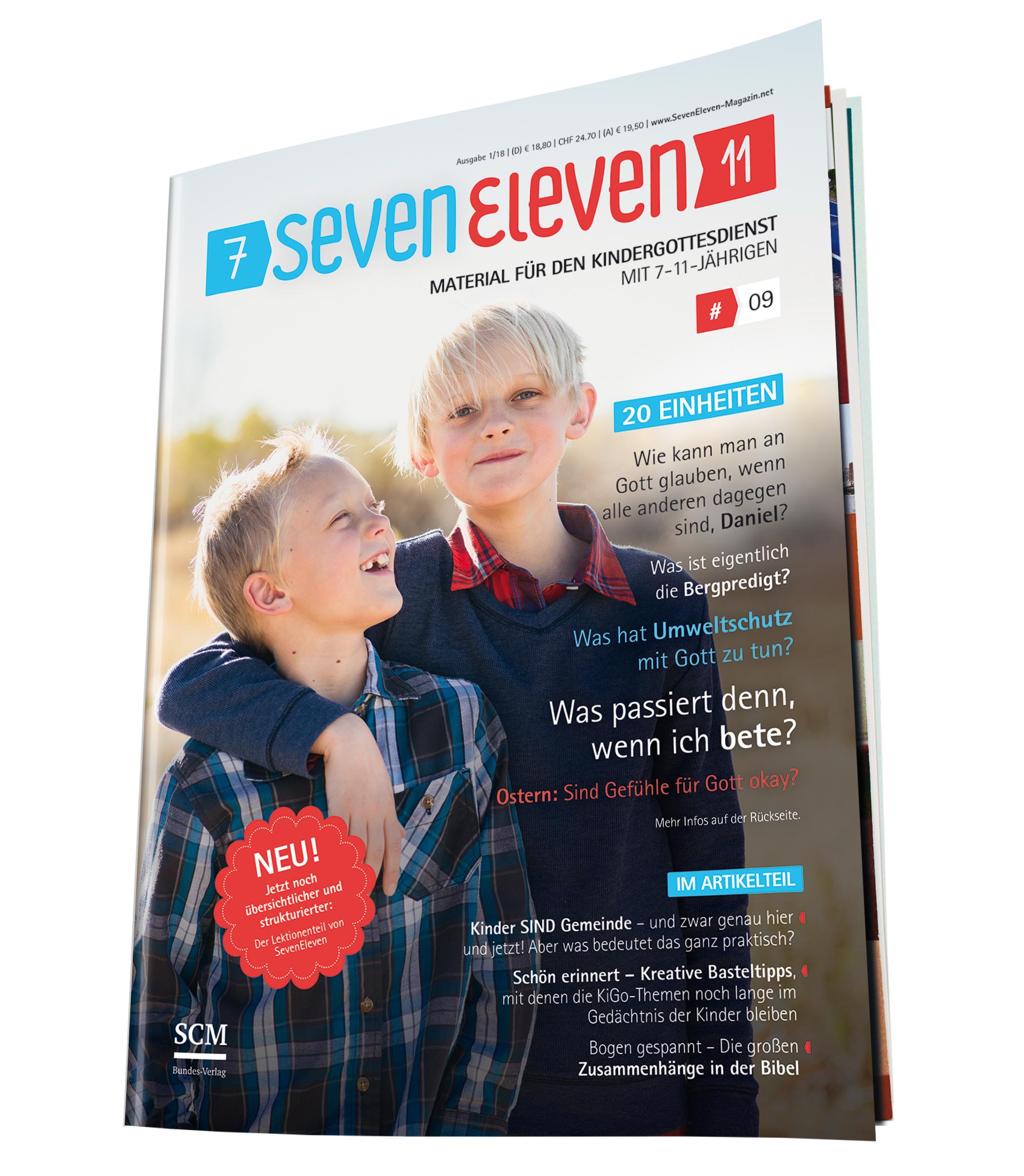 SevenEleven 1/18