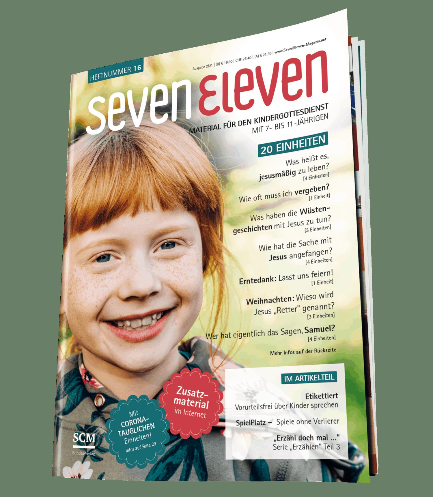SevenEleven 2/2021